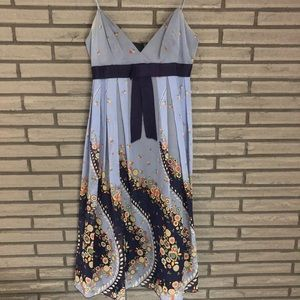 Anthropologie summer dress by Anna Sui